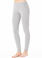 Cuddl Duds Comfort Wear Leggings With Pockets Zoom 1