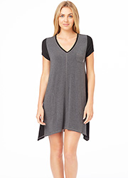 DKNY Urban Essentials Short Sleeve Sleepshirt Zoom 3