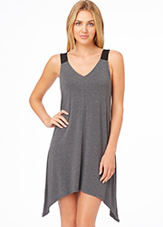 DKNY Urban Essentials Sleeveless Nightdress Zoom 1