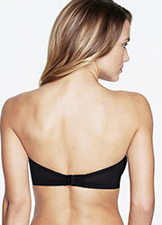 Dominique Margeau Low Plunge Strapless Bra Zoom 3