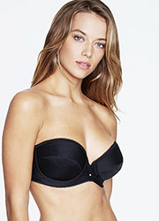 Dominique Margeau Low Plunge Strapless Bra Zoom 2