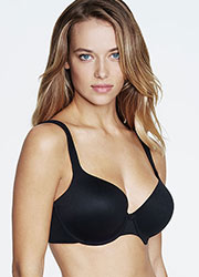Dominique Maxine Fuller Cup T-Shirt Bra Zoom 4