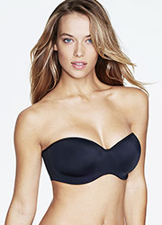 Dominique Oceane Strapless Smooth Bra With Hidden Wire Zoom 4
