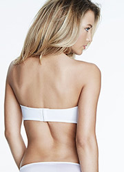 Dominique Oceane Strapless Smooth Bra With Hidden Wire Zoom 3