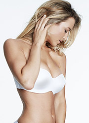 Dominique Oceane Strapless Smooth Bra With Hidden Wire Zoom 2