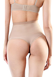 Esbelt High Compression Shaper Thong  Zoom 2