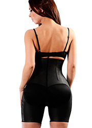 Esbelt Strapless Compression Body Shaper Zoom 4