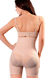 Esbelt Strapless Compression Body Shaper Zoom 2