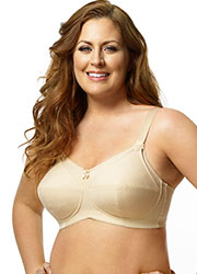 Elila Cotton Nursing Soft Cup Bra Zoom 1