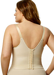 Elila Embroidered Soft Cup Basque Zoom 4