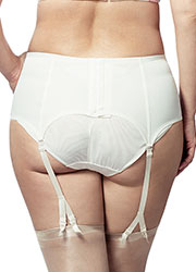 Elila Glamour Embroidery Garter Zoom 2