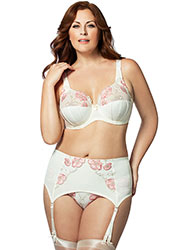 Elila Glamour Embroidery Garter Zoom 3