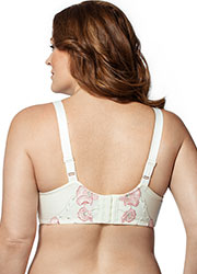 Elila Glamour Embroidery Underwired Bra Zoom 2