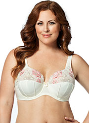 Elila Glamour Embroidery Underwired Bra Zoom 1