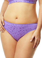 Elila Jacquard Brief Zoom 1