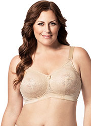 Elila Lace Soft Cup Bra Zoom 4