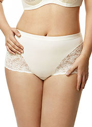 Elila Stretch Lace Cheeky Shortie Zoom 4