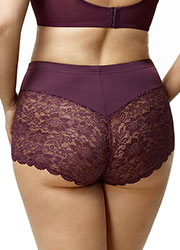 Elila Stretch Lace Cheeky Shortie Zoom 2