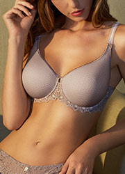 Empreinte Cassiopee Diamond Underwired Seamless Bra Zoom 1
