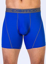 ExOfficio Mens Sport Mesh 6 Inch Boxer Brief Zoom 4