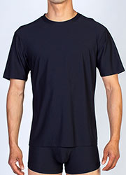 ExOfficio Mens Sport Mesh Crew Neck