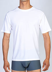 ExOfficio Mens Sport Mesh Crew Neck Zoom 3