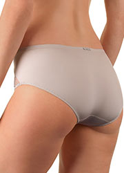 Felina Conturelle Sentiments Pearl Grey Brief Zoom 2