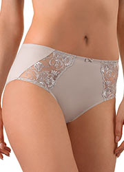 Felina Conturelle Sentiments Pearl Grey Brief Zoom 1
