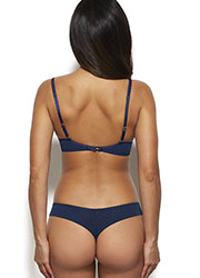 Gossard Gypsy High Apex Plunge Lace Bra Zoom 3