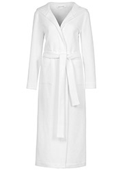 Hanro Plush Long Hooded Robe Zoom 3