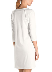 Hanro Pure Essence Three Quarter Sleeve Nightdress Zoom 3