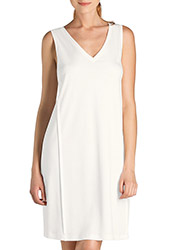 Hanro Pure Essence Sleeveless Nightdress Zoom 1