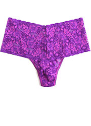 Hanky Panky Cross Dyed Retro Thong Zoom 1