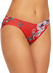 Hanky Panky Holiday Blossom Brazilian Bikini Brief