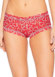 Hanky Panky I Heart Peppermint Boyshort Zoom 1