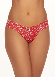 Hanky Panky I Heart Peppermint Thong