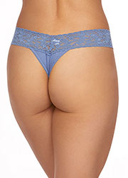 Hanky Panky Organic Cotton Low Rise Thong Zoom 4