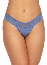 Hanky Panky Organic Cotton Low Rise Thong