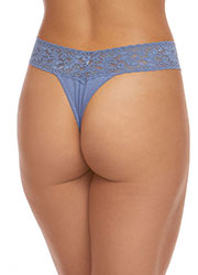 Hanky Panky Organic Cotton Original Rise Thong Zoom 3