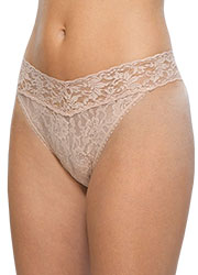 Hanky Panky Signature Lace Original Rise Thong Zoom 3