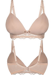 Lepel Lyla Non-Wired Moulded T-Shirt Bra Zoom 4