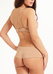 LingaDore Dolce-Latte Hipster Brief Zoom 2