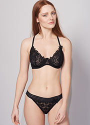 Lepel London Charlie Underwired Bra Zoom 3
