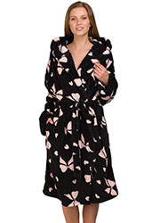 La Marquise Bow Embrace Robe Zoom 2