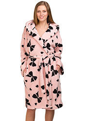 La Marquise Bow Embrace Robe Zoom 1