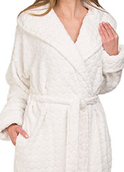 La Marquise Fab In Foam Robe Zoom 2