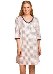 La Marquise Love Hearts Nightdress Zoom 1