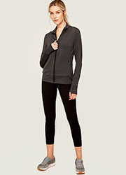 Lole Activewear Essential Up Cardigan Zoom 2