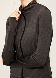 Lole Activewear Essential Up Cardigan Zoom 4