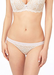 Le Mystere Sophia Lace Bikini Brief Zoom 3
